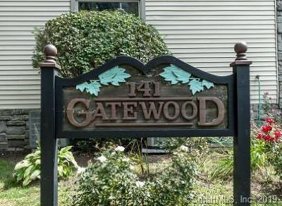 Stamford Condo/Townhouse For Sale: 141 Grove Street #P