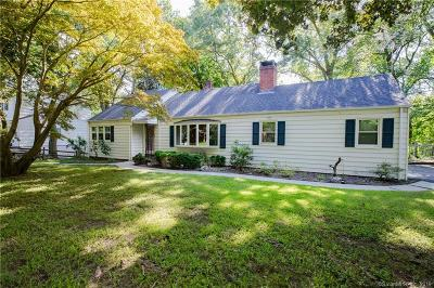 Fairfield Single Family Home For Sale: 535 Church Hill Road