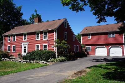 Coventry Single Family Home For Sale: 21 Bread And Milk Street