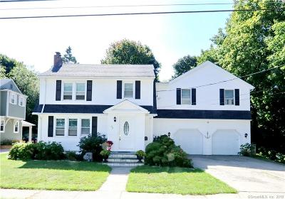 New Haven County Single Family Home For Sale: 22 Glen Street