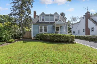 Stamford Single Family Home For Sale: 14 Alpine Street