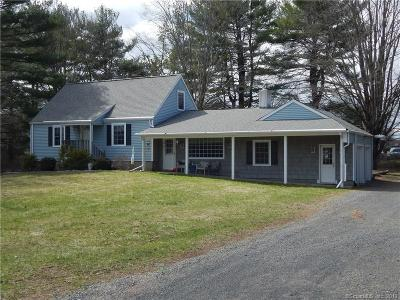 Farmington Single Family Home For Sale: 1091 Farmington Avenue