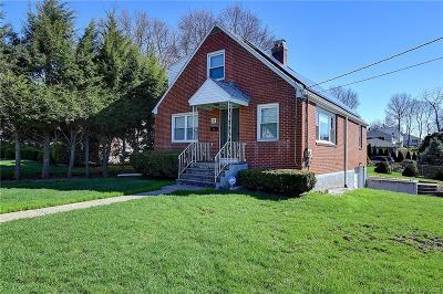 Newington Single Family Home For Sale: 32 5th Street