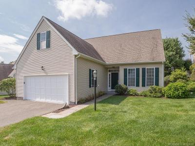 Avon CT Single Family Home For Sale: $349,000
