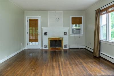 Glastonbury Single Family Home For Sale: 192 Hale Road