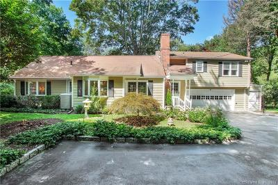 Wilton Single Family Home For Sale: 221 Westport Road