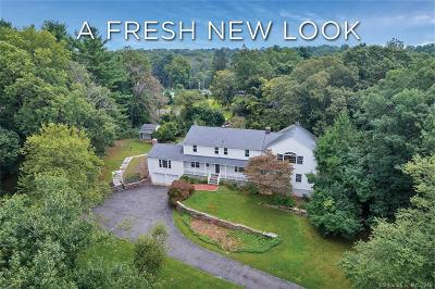 Westport Single Family Home For Sale: 2 Fairview Drive