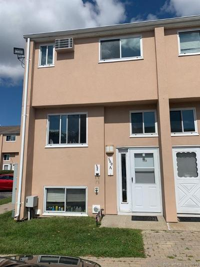 Groton Condo/Townhouse For Sale: 560 Shennecossett Road #A