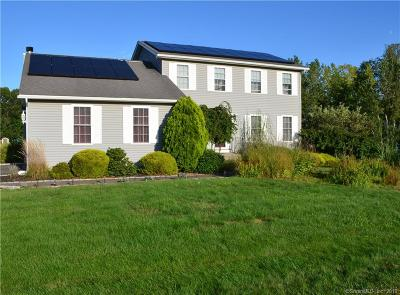East Windsor Single Family Home For Sale: 15 Perri Lane