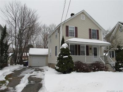 Torrington Single Family Home For Sale: 155 Calhoun Street