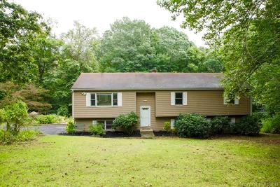 Wallingford Single Family Home For Sale: 49 Old Lane Road