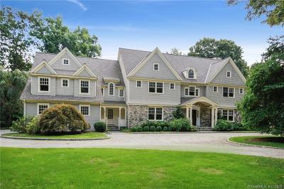 Weston Single Family Home For Sale: 19 Good Hill Road