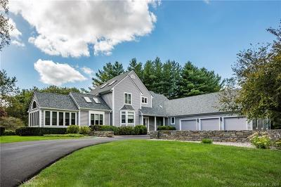 Watertown Single Family Home For Sale: 2275 Litchfield Road