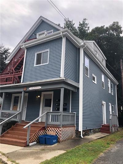 New London Multi Family Home For Sale: 31 Blinman Street