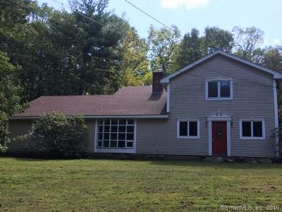 Hebron Single Family Home For Sale: 533 West Main Street