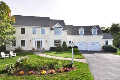 Simsbury Single Family Home For Sale: 211 Great Pond Road