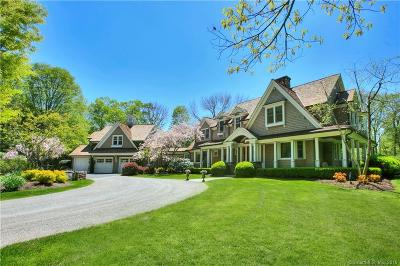Weston Single Family Home For Sale: 4 Wells Hill Road