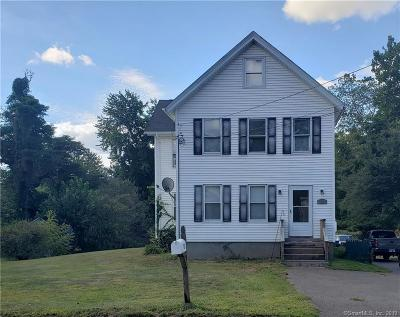 East Windsor Single Family Home For Sale: 15 North Main Street