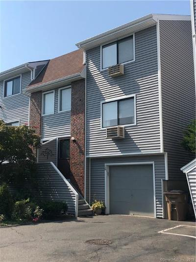 Stamford Condo/Townhouse For Sale: 50 Alvord Lane #16