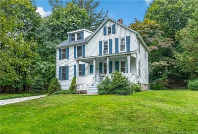 New Canaan Single Family Home For Sale: 845 Carter Street
