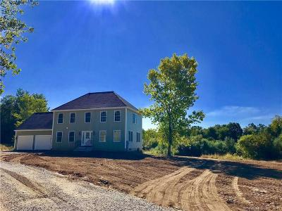 Coventry Single Family Home For Sale: 761 Babcock Hill Road