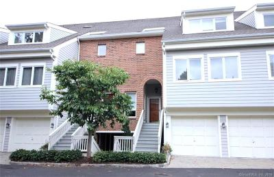 Stamford Condo/Townhouse For Sale: 123 Harbor Drive #208