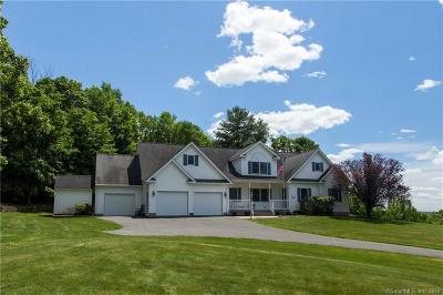 Somers Single Family Home For Sale: 62 Franklin Woods Drive