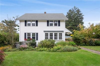 West Hartford Single Family Home For Sale: 24 Pleasant Street