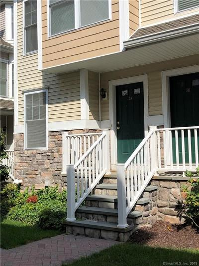 Stamford Condo/Townhouse For Sale: 85 Camp Avenue #3A