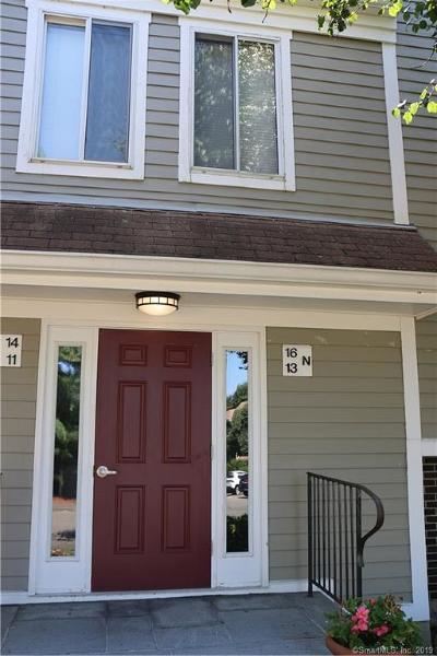 Norwalk Condo/Townhouse For Sale: 71 Aiken Street #N16