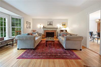 Stamford Single Family Home For Sale: 171 Butternut Lane