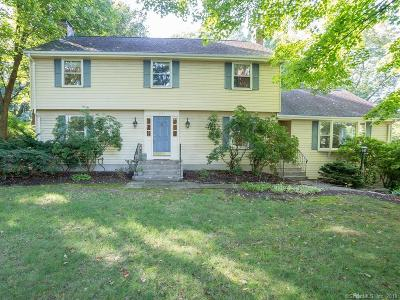 Avon Single Family Home For Sale: 251 Hollister Drive