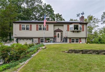 Newington Single Family Home For Sale: 89 Ledgecrest Drive