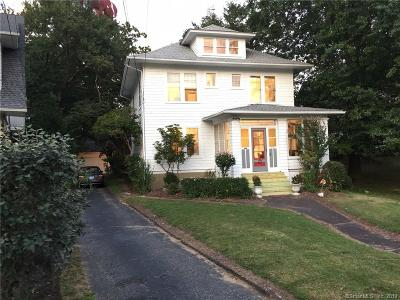 Fairfield Single Family Home For Sale: 260 Stratfield Road
