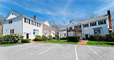 New Canaan Condo/Townhouse For Sale: 250 New Norwalk Road #250