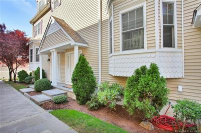Stamford Condo/Townhouse For Sale: 160 Glenbrook Road #5B