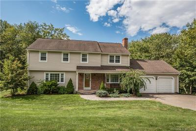 Rocky Hill Single Family Home For Sale: 271 Woodfield Crossing