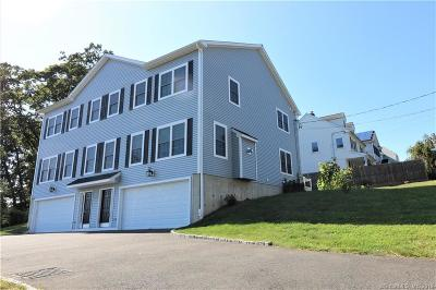 Fairfield County, New Haven County Condo/Townhouse For Sale: 17 Vermont Avenue #17