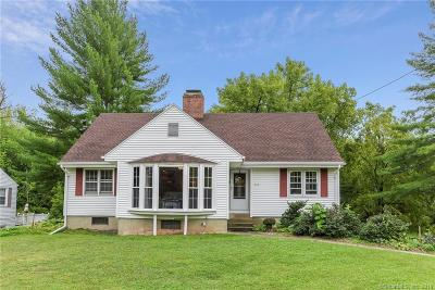 Wethersfield Single Family Home For Sale: 372 Griswold Road