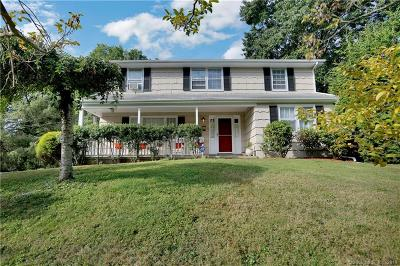 Stamford Single Family Home For Sale: 6 Phillips Place