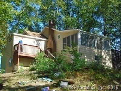 Single Family Home For Sale: 13 Cove Road