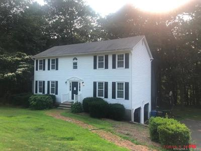 Monroe Single Family Home For Sale: 69 Settlers Farm Road
