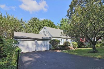 Norwalk Single Family Home For Sale: 4 East Rocks Road