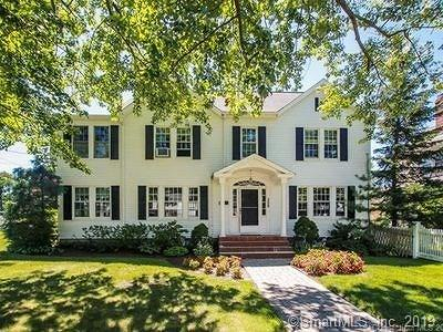 West Hartford Single Family Home For Sale: 359 Fern Street