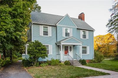 Simsbury Single Family Home For Sale: 24 Center Street