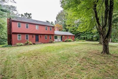 Somers Single Family Home For Sale: 29 Farm Lea Drive