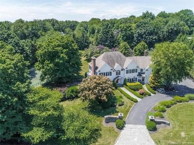 Wilton Single Family Home For Sale: 167 Sturges Ridge Road