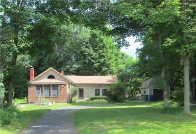 South Windsor Single Family Home For Sale: 242 Dart Hill Road