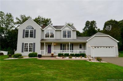 Wallingford Single Family Home For Sale: 12 Brockett Road