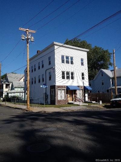 Bridgeport Multi Family Home For Sale: 1000 Maplewood Avenue
